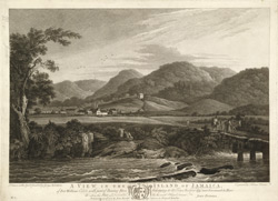 A View In The Island Of Jamaica, Of Fort William Estate, With Part Of Roaring River Belonging To William Beckford Esq. Near Savannah La Marr